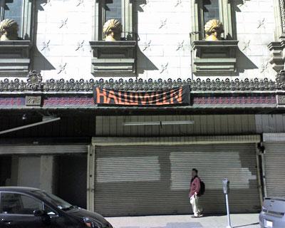 halloween, eighth street